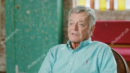 Stock Picture of Tony Blackburn.