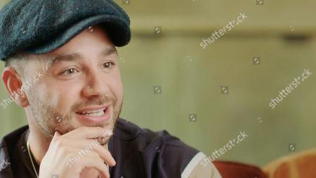 Stock Picture of Adam Thomas.