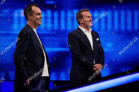Editorial image of 'The Chase Celebrity Special' TV Show, Series 11, Episode 10, UK - 07 Nov 2020