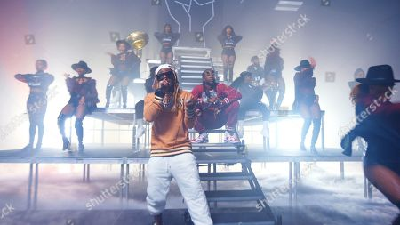 Editorial picture of BET Hip Hop Awards, Show, Virtual Event, USA - 27 Oct 2020