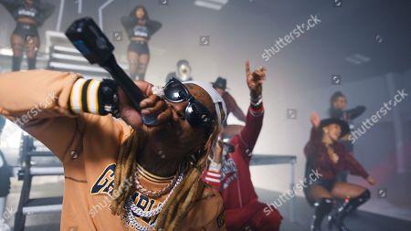 Editorial image of BET Hip Hop Awards, Show, Virtual Event, USA - 27 Oct 2020