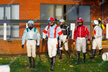 Editorial picture of Horse Racing - 27 Oct 2020