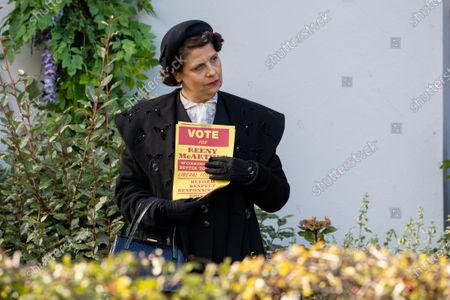 Stock Image of Rebecca Front
