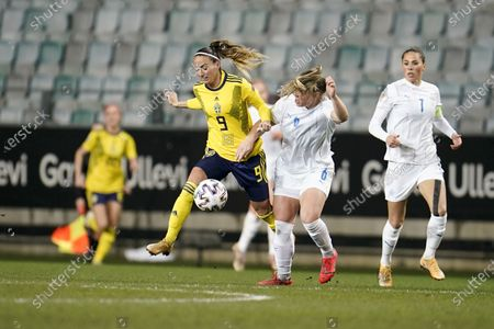 Editorial picture of Sweden v Iceland, Gothenburg, Sweden - 27 Oct 2020