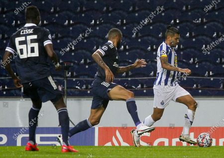 Editorial image of FC Porto v Olympiacos, Champions League - 27 Oct 2020