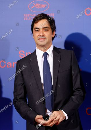 Jury member French actor Damien Bonnard poses before the opening ceremony of the Cannes 2020 Special, in Cannes, France, 27 October 2020. The 73rd edition of the Cannes Film Festival which was to be held in May 2020 was canceled due to the Covid-19 pandemic. The Cannes 2020 Special runs from 27 to 29 October.