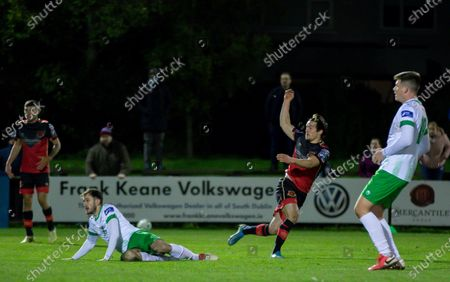 Editorial picture of SSE Airtricity League First Division, Stradbrook, Dublin - 27 Oct 2020
