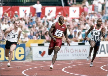 John Regis - Athlete - 1992 Pkt2558 - 174122