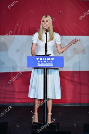 White House senior adviser Ivanka Trump