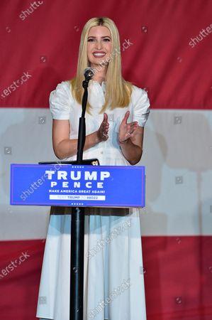White House senior adviser Ivanka Trumpstockfotója