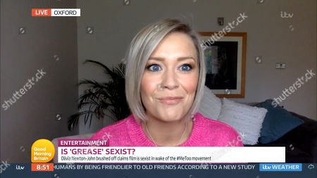 Editorial photo of 'Good Morning Britain' TV Show, London, UK - 28 Oct 2020