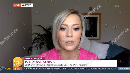 Editorial picture of 'Good Morning Britain' TV Show, London, UK - 28 Oct 2020