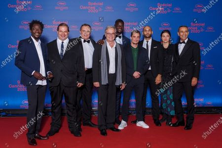 Editorial picture of Opening Ceremony, Special Cannes 2020, France - 27 Oct 2020