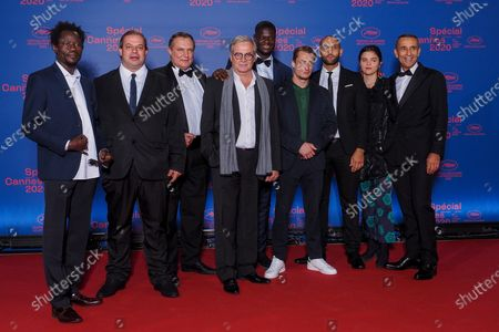Editorial image of Opening Ceremony, Special Cannes 2020, France - 27 Oct 2020