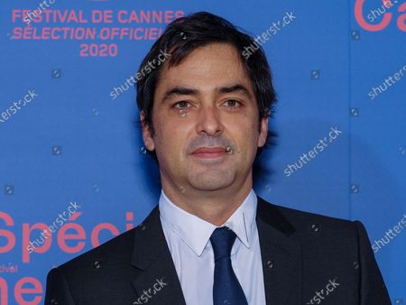 Stock Image of Short Film Jury member Charles Gillibert attends the opening ceremony