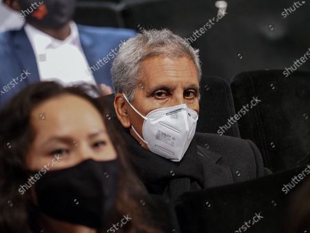 Short Film Jury member Rachid Bouchareb attends the opening ceremony