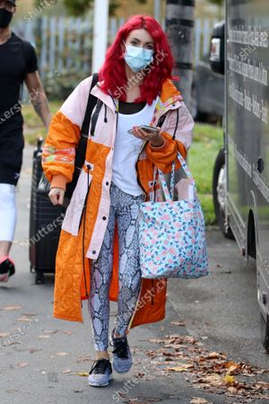 Stock Photo of Dianne Buswell