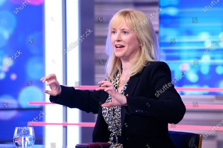 Stock Photo of Rosie Duffield MP