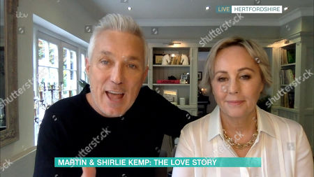 Editorial image of 'This Morning' TV Show, London, UK - 28 Oct 2020