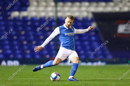 Editorial image of Birmingham City v Huddersfield Town, EFL Sky Bet Championship, Football, St Andrews, Birmingham, UK - 28 Oct 2020