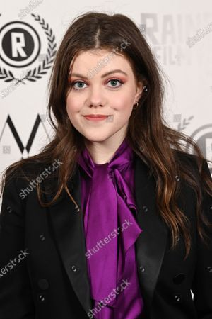 Editorial picture of 'Stardust' film premiere, London, UK - 28 Oct 2020