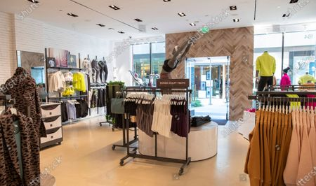 DICK'S Sporting Goods launches first-ever pop-up shops for women's fitness brand CALIA by Carrie Underwood on in Santa Monica, Calif