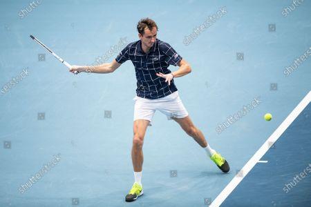 Editorial picture of Vienna Open tennis tournament, Austria - 28 Oct 2020