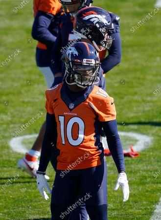 Fotografia editorial de Broncos Football, Englewood, United States - 28 Oct 2020