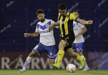 Editorial photo of Uruguay Soccer Copa Sudamericana, Buenos Aires, Argentina - 28 Oct 2020