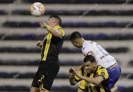 Editorial image of Uruguay Soccer Copa Sudamericana, Buenos Aires, Argentina - 28 Oct 2020