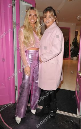 Louisa Johnson and her mother