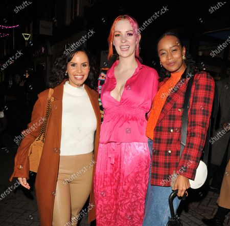 Stock Photo of Shanie Ryan, Victoria Clay and Annaliese Dayes