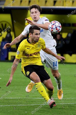 Editorial photo of Germany Dortmund Football Uefa Champions League Dortmund vs Zenit - 28 Oct 2020