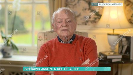 Stock Picture of Sir David Jason