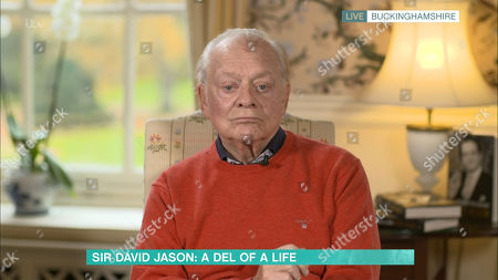 Editorial image of 'This Morning' TV Show, London, UK - 29 Oct 2020