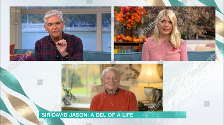 Editorial picture of 'This Morning' TV Show, London, UK - 29 Oct 2020
