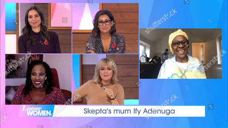 Christine Lampard, Saira Khan, Kelle Bryan, Jane Moore, Ify Adenuga