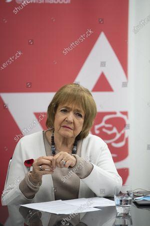 Editorial photo of Jewish Labour Movement press conference, London, United Kingdom - 29 Oct 2020