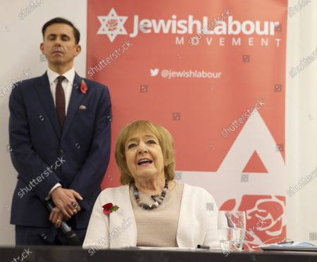 Editorial image of Jewish Labour Movement press conference, London, United Kingdom - 29 Oct 2020
