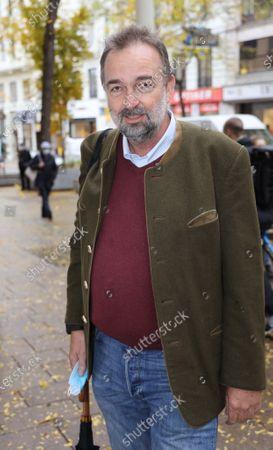Editorial photo of Karl von Habsburg, Vienna, Austria - 29 Oct 2020