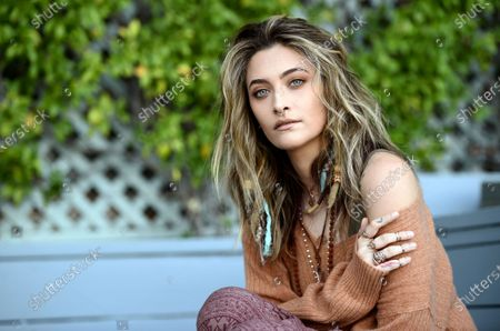 Editorial image of Paris Jackson Portrait Session, Beverly Hills, United States - 27 Oct 2020