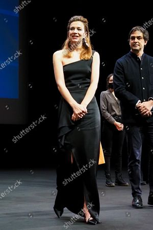 Editorial image of Best Short Film Palme D'Or Award Ceremony, Special Cannes 2020, France - 29 Oct 2020