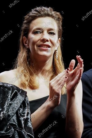 Editorial photo of Best Short Film Palme D'Or Award Ceremony, Special Cannes 2020, France - 29 Oct 2020