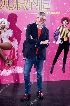 Editorial image of 'La Ultima Tourne' show, Madrid, Spain - 29 Oct 2020