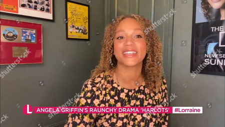 Stock Image of Angela Griffin