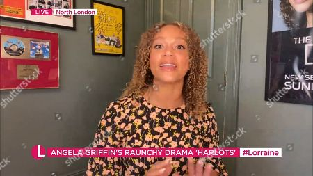 Stock Picture of Angela Griffin