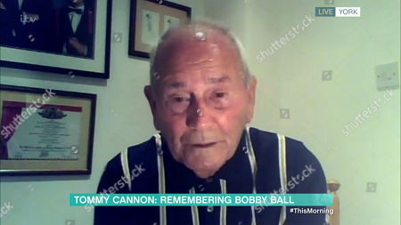 Tommy Cannon