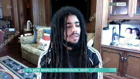 Stock Picture of Skip Marley