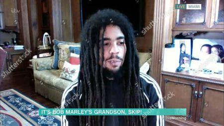 Stock Photo of Skip Marley