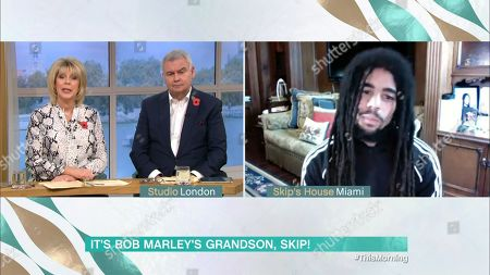 Editorial picture of 'This Morning' TV Show, London, UK - 30 Oct 2020